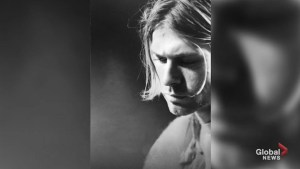 Dirty paper plate once used by Kurt Cobain sells at auction for $22,400 USD