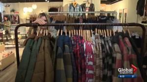 Canada Post strikes hurting small Edmonton businesses