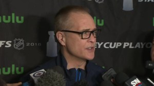 'It's the same mindset': Winnipeg Jets ready for round 2 matchup with Nashville