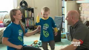 Lethbridge mother and 4-year-old son talk about the importance of kidney donation