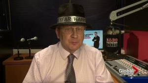 Bob Layton talks about impaired driving ahead of New Year's Eve (01:20)