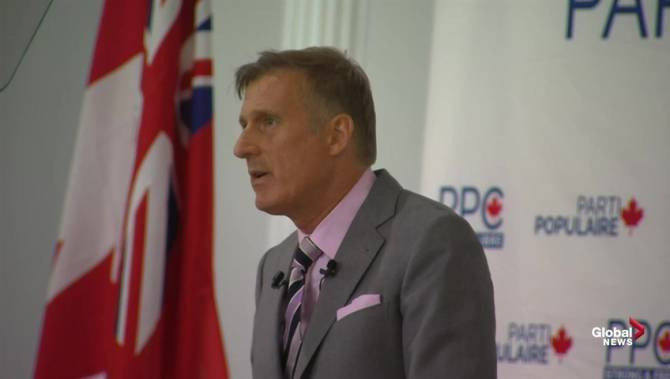People's Party wants to axe Multiculturalism Act, eliminate funding