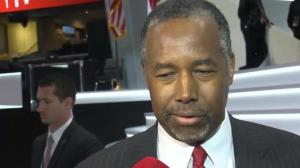Ben Carson says Melania Trump's alleged plagiarism should be celebrated, not scorned
