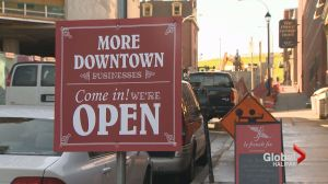 Downtown businesses impacted by Nova Centre construction closures