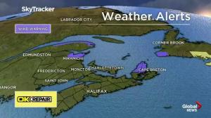 Global News Morning Forecast: Feb 26