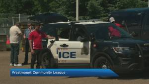 Edmonton police help residents protect property