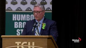 Humboldt Broncos say non-GoFundMe money to go to community foundation
