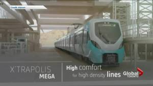 Ontario government inks deal with Bombardier's competition for light rail vehicles