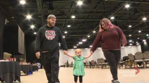 Special reasons for celebration at the Holiday Carnival for Kidz