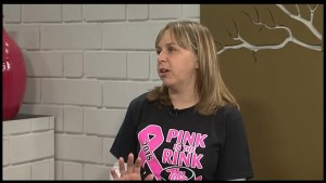 """Poignant """"Pink In The Rink""""  countdown as local sports journalism legend reveals cancer diagnosis"""