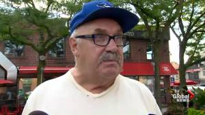 'We did everything we could': Greektown resident describes helping Reese Fallon (01:15)