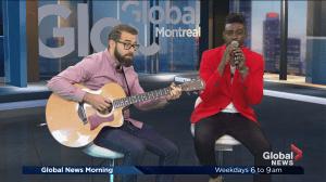 Montreal singer Corneille releases new album