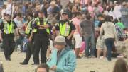 Play video: Busy event weekend in Vancouver
