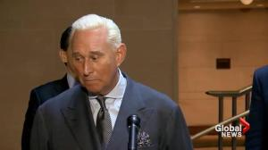 Roger Stone says Trump should fire Robert Muller