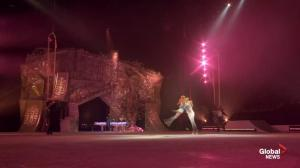 Cirque du Soleil: 'Crystal' features world class skaters