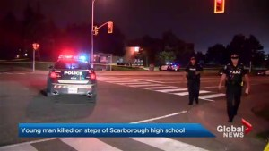 Man, 21, fatally shot near 2 Scarborough schools
