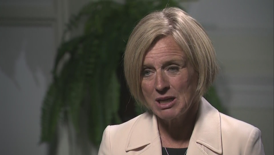 Premier Notley pulls out of Federal Climate Plan following Trans Mountain decision