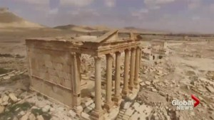 Ancient Syrian city of Palmyra recaptured from ISIS
