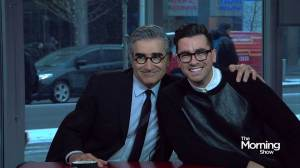 Eugene and Dan Levy starring in new sitcom together