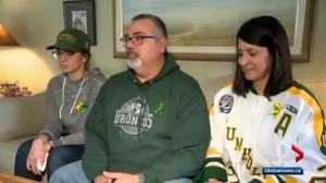 Family of Logan Boulet speak about organ donation