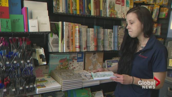 Are Adults Using Colouring Books To De Stress Montreal