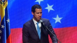 Venezuela's Guaido demands humanitarian aid be allowed to enter country