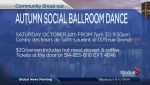 Community Events: Autumn Social Ballroom Dance