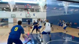 Pronghorns Basketball to host home playoff series for first time since 2001