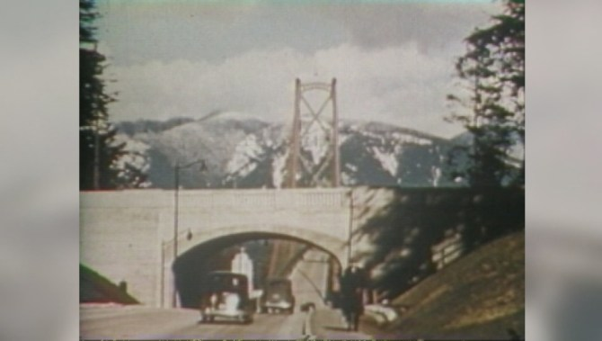 On its 80th birthday, a look back at the fascinating history of the Lions Gate Bridge