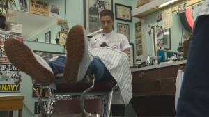 16-year-old 'senior barber' hones craft at Toronto shop