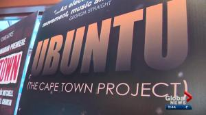 "Our YEG at Night: ""Ubuntu"" blends Canadian and South African cultures"