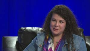 Extended interview: Courage to Come Back award winner Meredith Graham