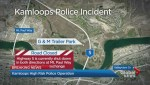 High-risk police incident in Kamloops