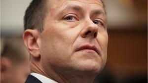 FBI agent Peter Strzok fired; sent anti-Trump texts