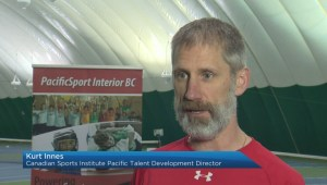 BC Winter Games: Hundreds of kids take part in special performance testing program
