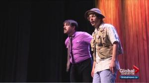 Edmonton fringe reviews: 'Staycation' and 'The Ballad of Frank Allen'