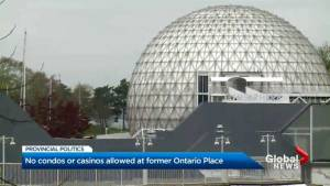 Province calls for plans to redevelop Ontario Place