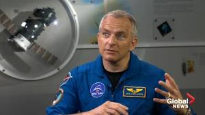David Saint-Jacques will remember launch on Soyuz rocket 'forever'