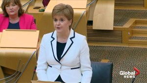 Scotland's first minister says country will prepare for independence referendum before May 2021