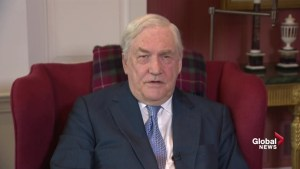 Conrad Black says positive relationship with Trump was not reason for pardon