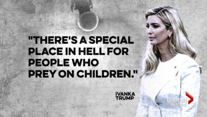 WATCH: Ivanka Trump joins voices calling for Roy Moore to step aside