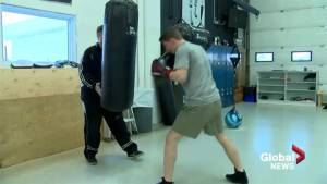 Lethbridge boxers put in final training session before Canada Winter Games (01:48)