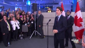 """Tonight matters, not just for Canada, but for the world:"" Justin Trudeau set to welcome first Syrian refugees."