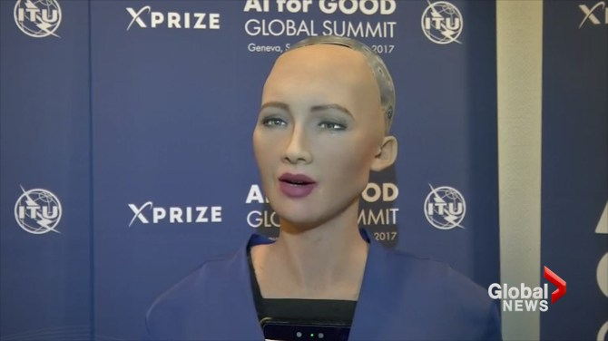 Image result for robot sophia