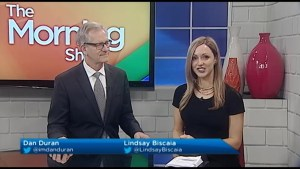The Morning Show on CHEX preview for April 3