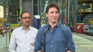 Justin Trudeau says he will stand up for Canadian interests during NAFTA negotiations