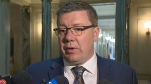 Sask. Premier Scott Moe sits down with Global News for year-end interview