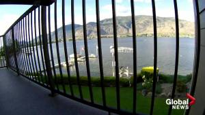 Osoyoos boat collision caught on surveillance video camera