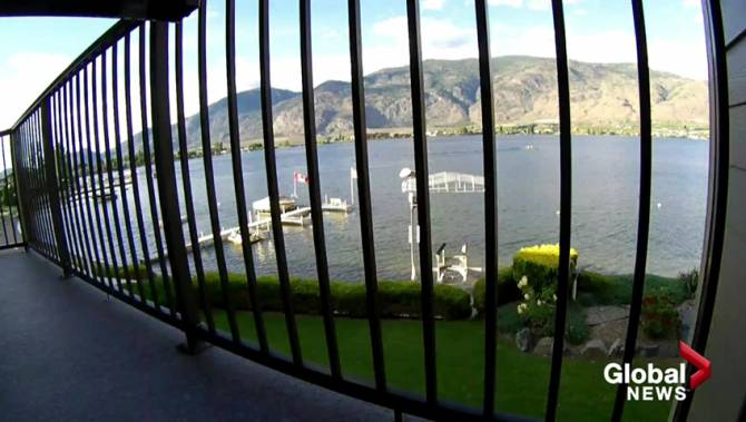 Fatal Osoyoos Lake boat crash captured on surveillance video