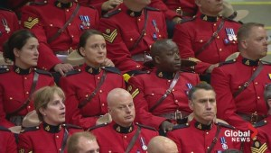 RCMP officer remembers her fallen colleagues
